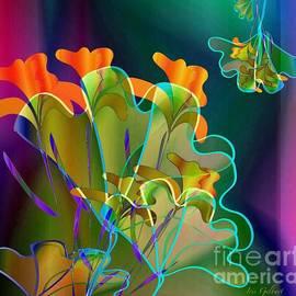 Iris Gelbart - Thanksgiving Bouquet