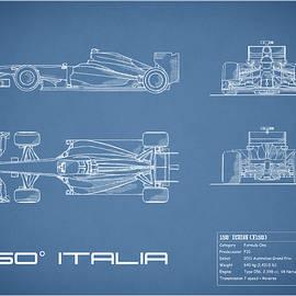 The 150 Italia GP Blueprint - Mark Rogan
