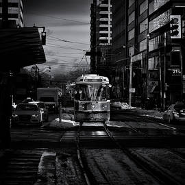 The Learning Curve Photography - The 512 St.Clair Streetcar Toronto Canada