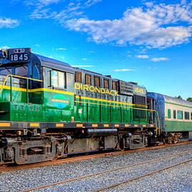 David Patterson - The Adirondack Scenic Railroad 2