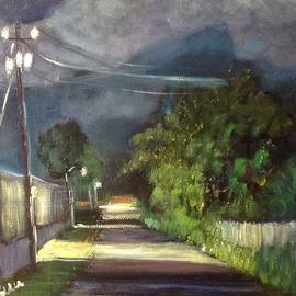 Asuncion Purnell - The alley