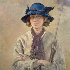 The Angler, 1912 - Sir William Orpen