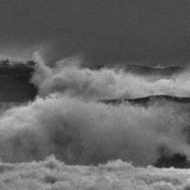 Jeff Swan - The angry sea