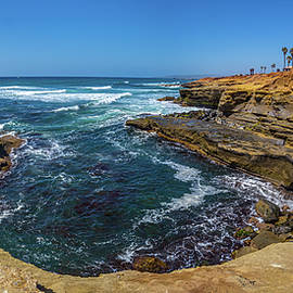 Peter Tellone - The Arch - Sunset Cliffs
