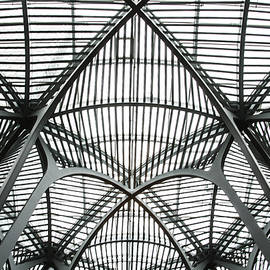 Bill Cannon - The Atrium at Brookfield Place - Toronto  Ontario Canada