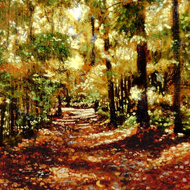 David Zimmerman - The Autumn Leaves Are Falling