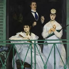 Edouard Manet  - The Balcony