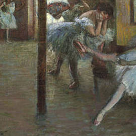 The Ballet Rehearsal, 1891 - Edgar Degas