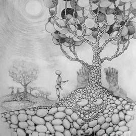 Elaine Berger - The balloon tree