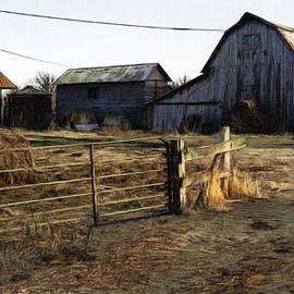 Joe Paradis - The Barn Across The Road