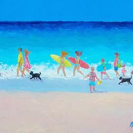 Jan Matson - The Beach Parade
