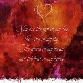 Terry Davis - The Beat in My Heart