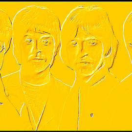 Nicholas Romano - The Beatles 24 KT Gold 2