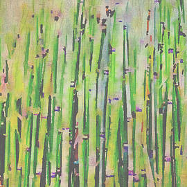 Angela A Stanton - The Beauty of a Bamboo Fence