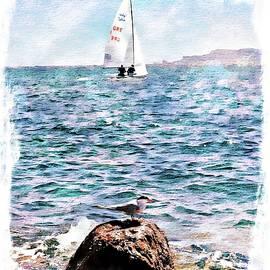 Jean Francois Gil - The Bird and the Sea