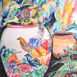 Esther Newman-Cohen - The Bird Flower Pot