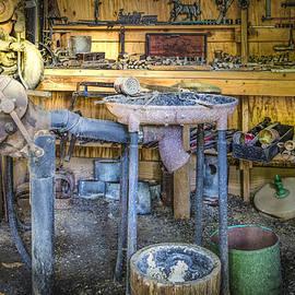 Debra and Dave Vanderlaan - The Blacksmith