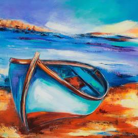 Elise Palmigiani - The Blue Boat