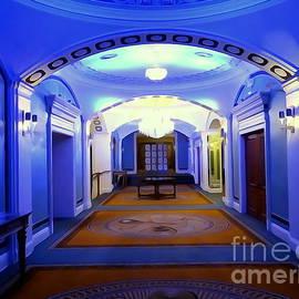 Ed Weidman - The Blue Hallway