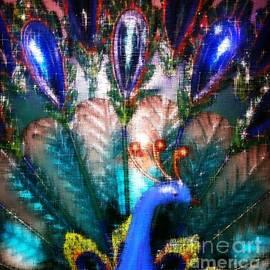 Gayle Price Thomas - The Blue Peacock