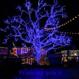 The Blue Tree Greetings