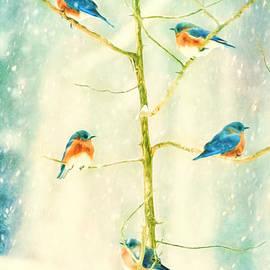 Tina LeCour - The Bluebird Tree