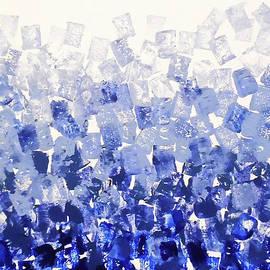 Jilian Cramb - AMothersFineArt - The Blues Blocks