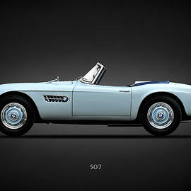 The BMW 507 - Mark Rogan