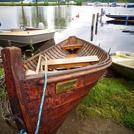 Jouko Lehto - The Boat. Savonlinna