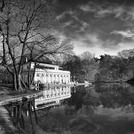 Jessica Jenney - The Boathouse of Prospect Park II
