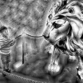 Jean Francois Gil - The Boy And The Lion 18