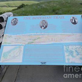 Kay Novy - The Bozeman Trail