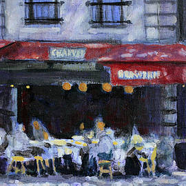 David Zimmerman - The Brasserie