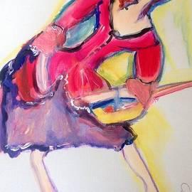 Judith Desrosiers - The bread basket  dancer