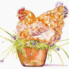 Debra Hall - The Broody Hen
