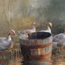 Robin-lee Vieira - The Bucket Brigade