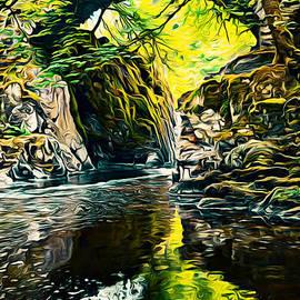 Larry Espinoza - The Calm Before the Falls