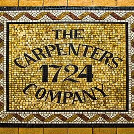 Stephen Stookey - The Carpenters Company