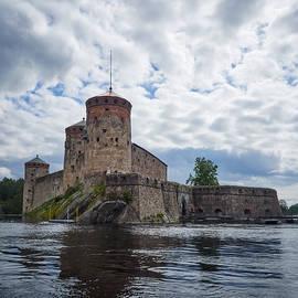Jouko Lehto - The Castle of Olavinlinna. Savonlinna