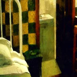 RC deWinter - The Chequered Room