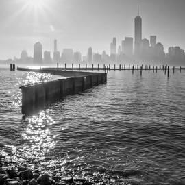 James Aiken - The City Across the Hudson