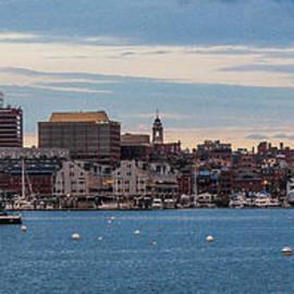 Joe Far Photos - The City by the Sea