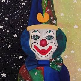 Yolanda Caporn - The Clown