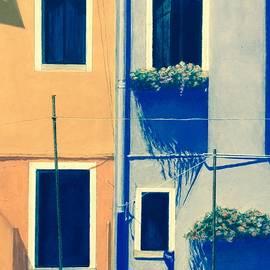 Harvey Rogosin - The Colors of Burano