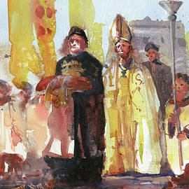 The Coronation - Kristina Vardazaryan