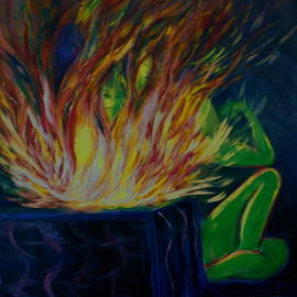 Carolyn LeGrand - The Curiosity Of Pandora