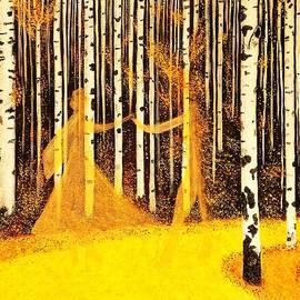 Olga Zavgorodnya - The Dance of Autumn