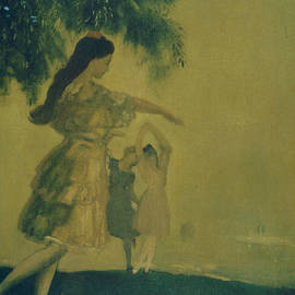 The Dancers - Arthur Bowen Davies