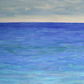 Heidi Capitaine - The deep Blue Beauty