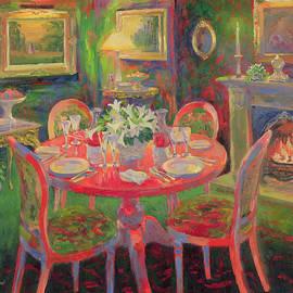 The Dining Room - William Ireland